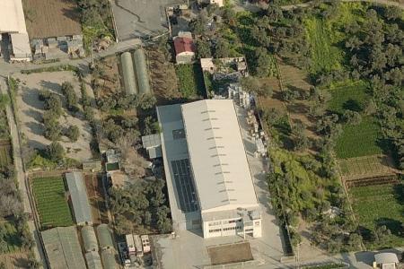 Αχαρνές βιομηχανικό κτίριο 3.300 τμ προς πώληση