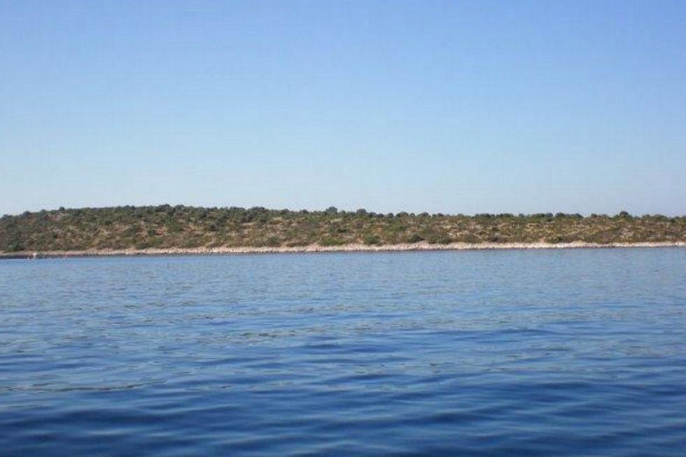 Ιόνιο νησί 1.150 στρ προς πώληση