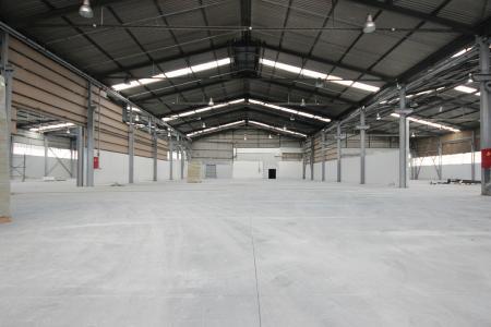 Μαγούλα βιομηχανικό κτίριο 5.500 τμ προς πώληση