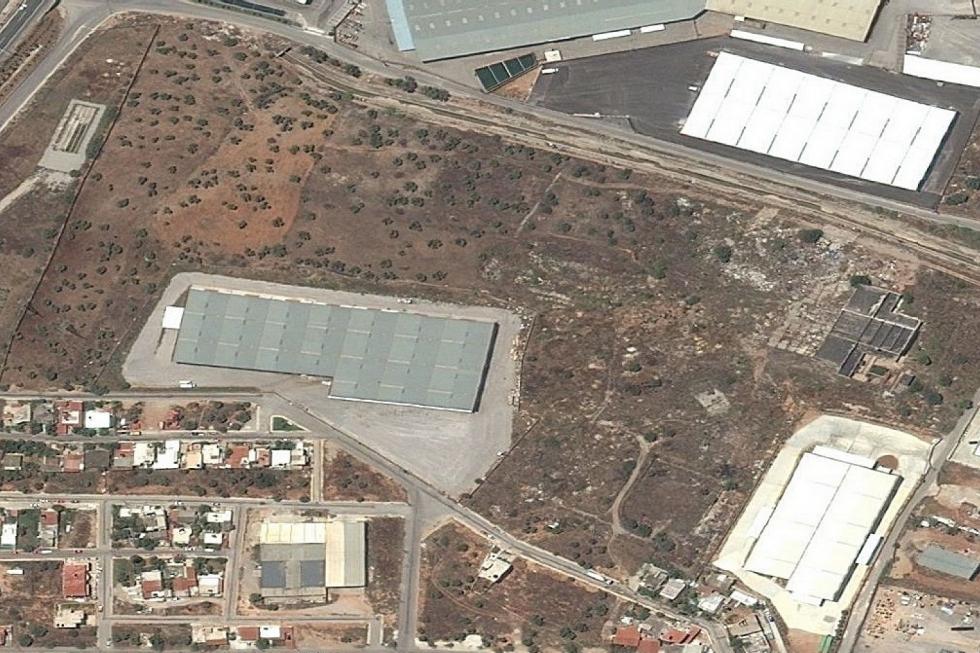 Μαγούλα βιομηχανικό οικόπεδο 40.000 τ.μ προς πώληση