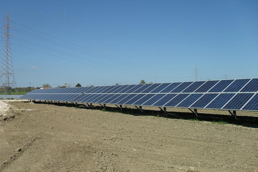 Κορινθία φωτοβολταϊκό πάρκο 100 KW προς πώληση.