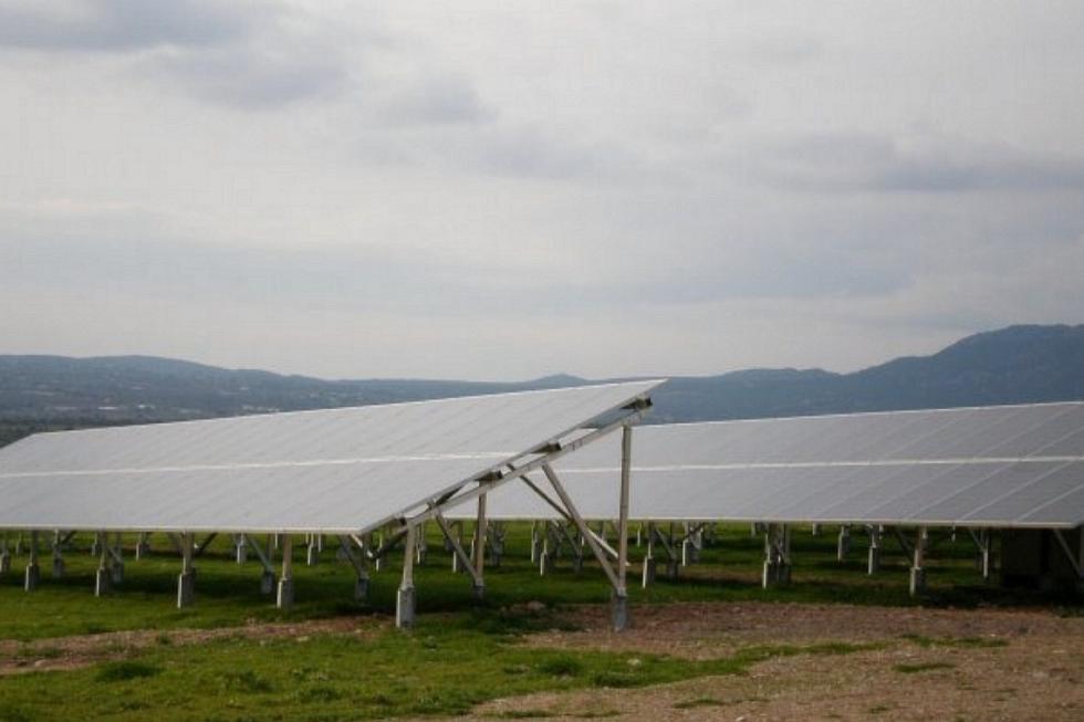 Βοιωτία 2 φωτοβολταϊκά πάρκα 500 KW έκαστο