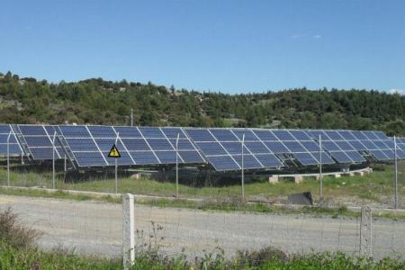 Άγιος Στέφανος φωτοβολταίκό πάρκο 150 KW προς πώληση