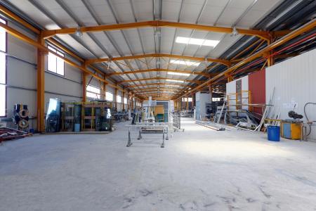 Ασπρόπυργος βιομηχανικός χώρος 4.200 τμ προς πώληση