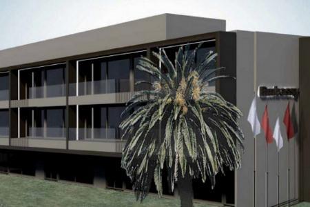 Φιλοθέη κτίριο 3.800 τ.μ προς πώληση