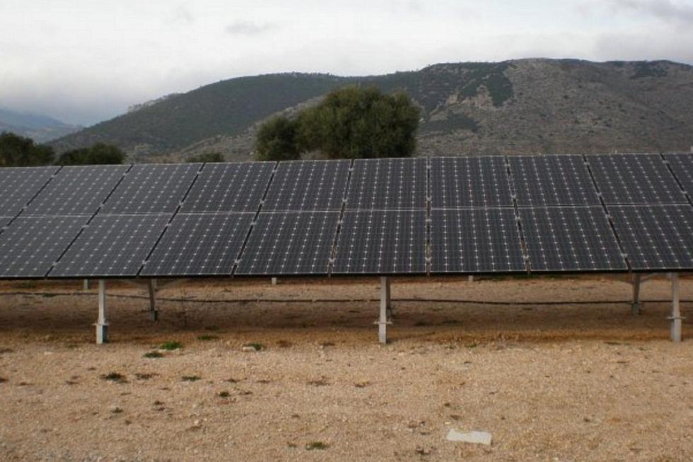 Βοιωτία φωτοβολταϊκό πάρκο 100 KW προς πώληση