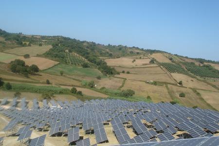 Κεντρική Ελλάδα φωτοβολταϊκό πάρκο 2 MW προς πώληση
