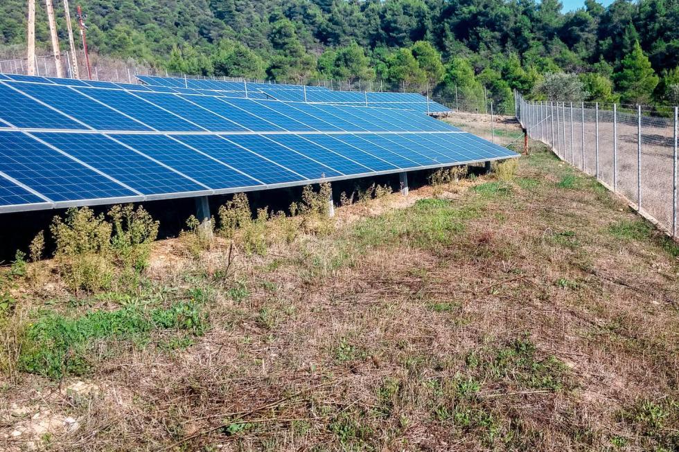 Πελοπόννησος φωτοβολταϊκό πάρκο 260 kw προς πώληση