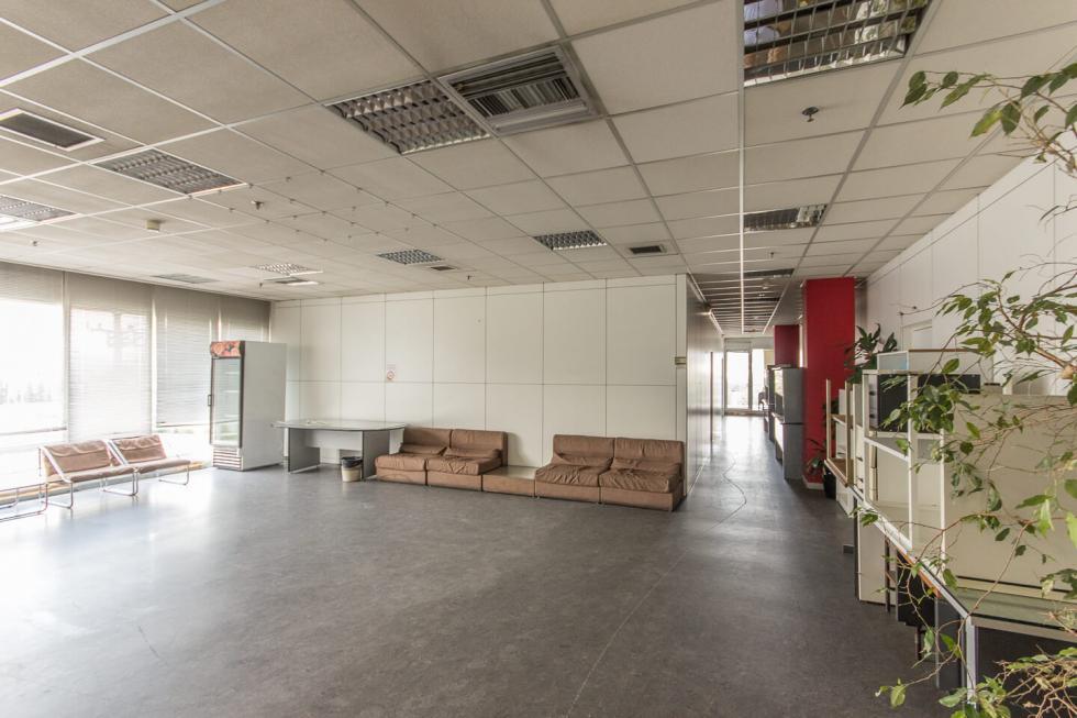 Μεταμόρφωση χώρος γραφείων 1.500 τ.μ προς ενοικίαση