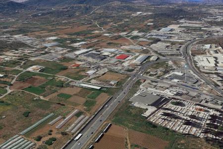 Κορωπί βιομηχανικό οικόπεδο 14.800 τ.μ προς πώληση