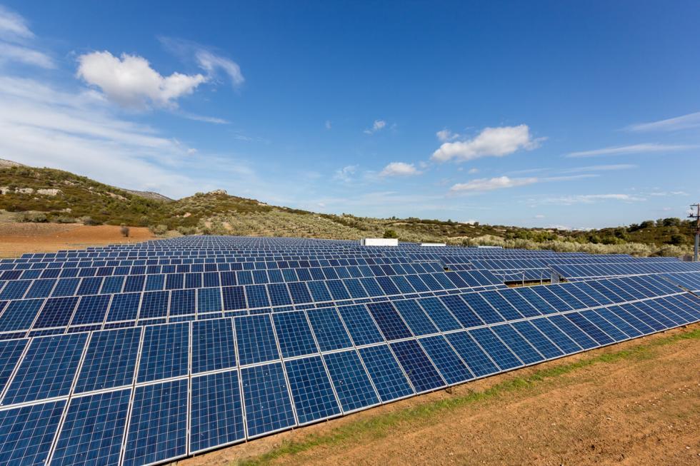 Βοιωτία φωτοβολταϊκό πάρκο 800 ΚW