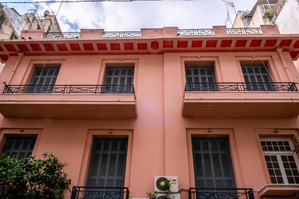 Διατηρητέα μονοκατοικία 803 τ.μ πωλείται στην Κυψέλη