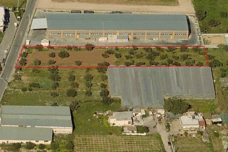 Αχαρνές βιομηχανικό οικόπεδο 3.600 τ.μ προς πώληση