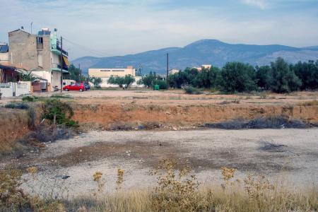 Άνω Λιόσια βιομηχανικό οικόπεδο 505 τ.μ προς πώληση