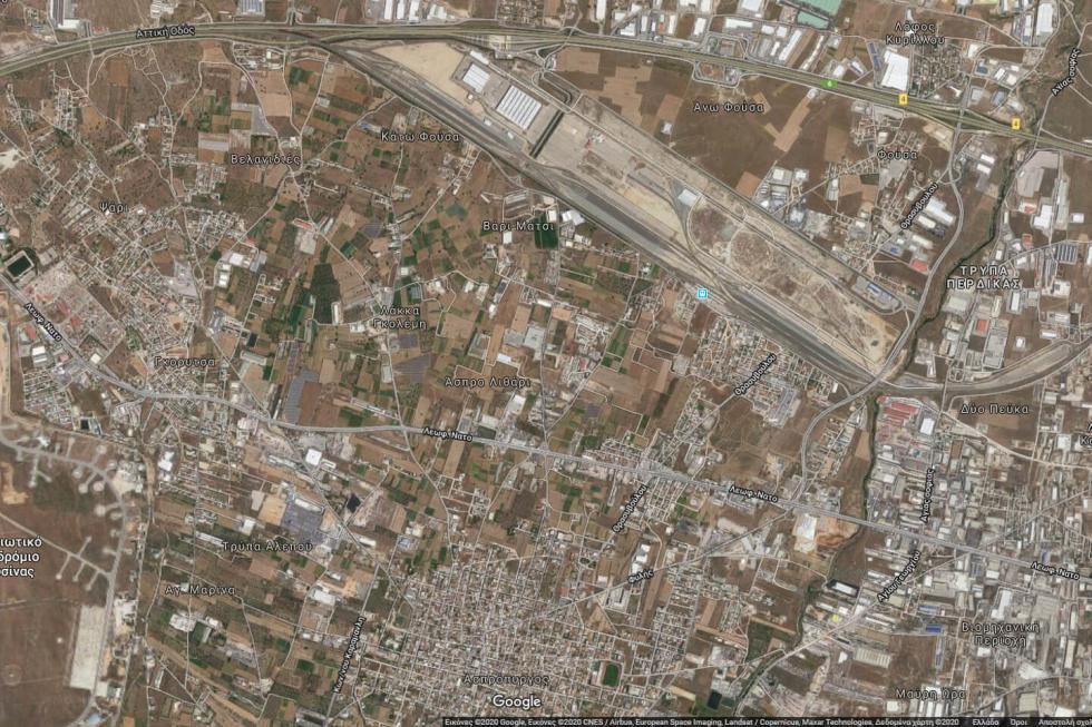 Ασπρόπυργος  έκταση 40.000 τ.μ προς ενοικίαση